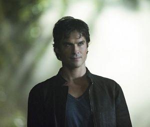 The Vampire Diaries saison 8, épisode 1 : Damon (Ian Somerhalder) sur une photo
