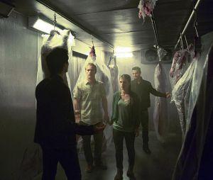 The Vampire Diaries saison 8, épisode 1 : Damon et Enzo jouent les méchants sur une photo