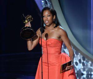 Regina King gagnante aux Emmy Awards 2016 le 18 septembre à Los Angeles