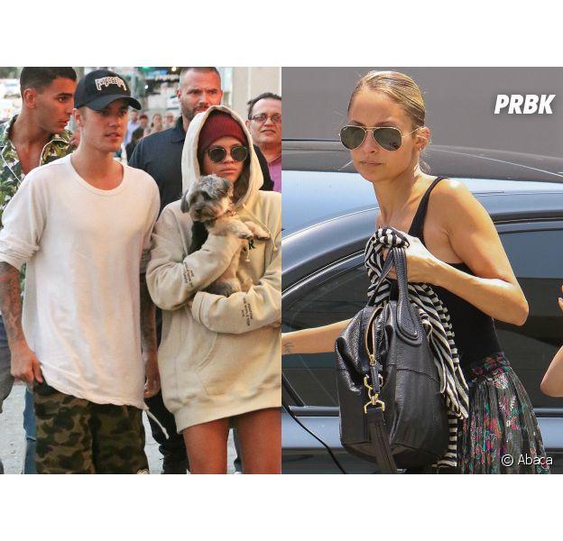 Sofia Richie enceinte de Justin Bieber ? Sa soeur Nicole inquiète