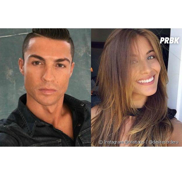 Cristiano Ronalo en couple avec Desiré Cordero ?