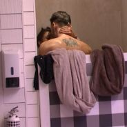 Mélanie (Secret Story 10) et Bastien ensemble sous la douche, les candidats sous le choc