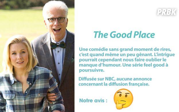 The Good Place : faut-il regarder la série ?