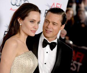 Angelina Jolie aurait bloqué le numéro de Brad Pitt !