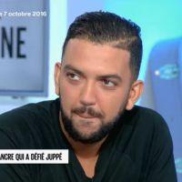 """Jhon Rachid face à un Alain Juppé """"un peu lourd"""", son coup de gueule 😡"""