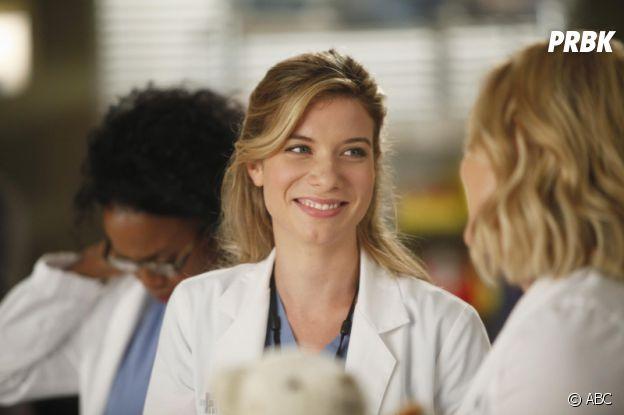 Grey's Anatomy : Leah de retour dans la saison 13