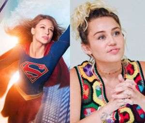 Miley Cyrus tacle Supergirl et se fait rembarrer