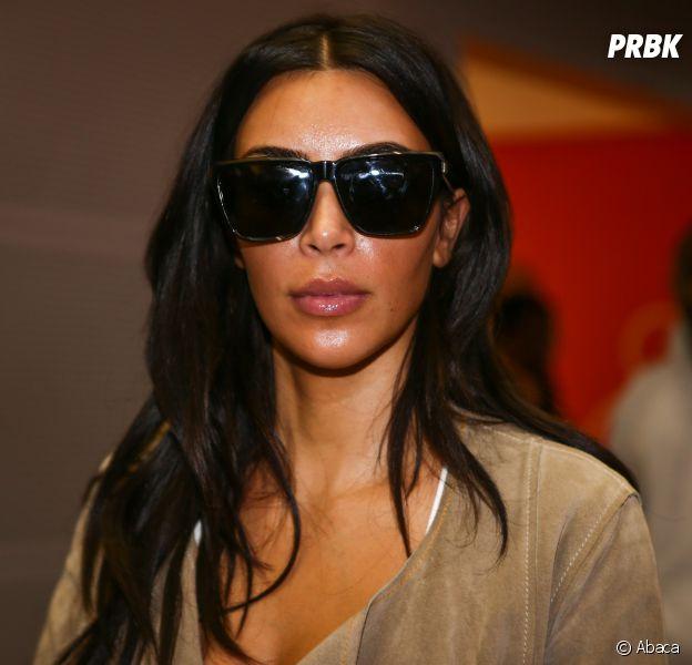 Kim Kardashian dans les images choc, quelques minutes après son agression à Paris.