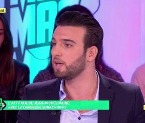 Aymeric Bonnery défend Jean-Michel Maire après l'affaire Soraya Riffy et le baiser lors des 35 heures de Baba sur C8