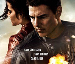 Jack Reacher Never Go Back : l'affiche du film.