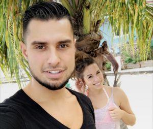 Stéphanie Durant (Les Marseillais & Les Ch'tis VS Le reste du monde) en vacances en Martinique avec son chéri Théo