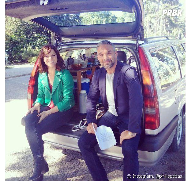 Profilage saison 7 : Juliette Roudet et Philippe Bas