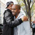 Kanye West en voudrait à Jay-Z : il n'aurait pas pris des nouvelles de Kim Kardashian depuis son agression à Paris.