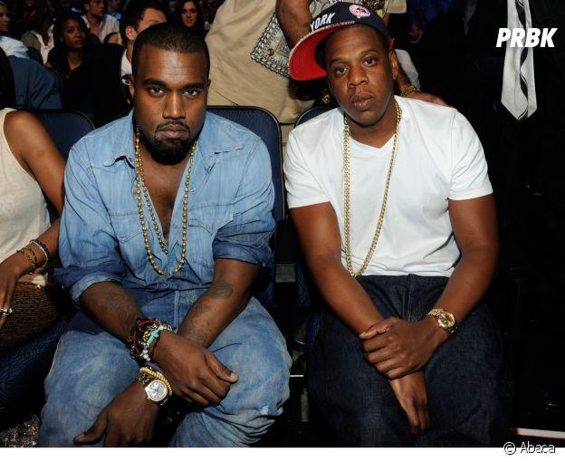 Kanye West et Jay-Z sont pourtant BFF.
