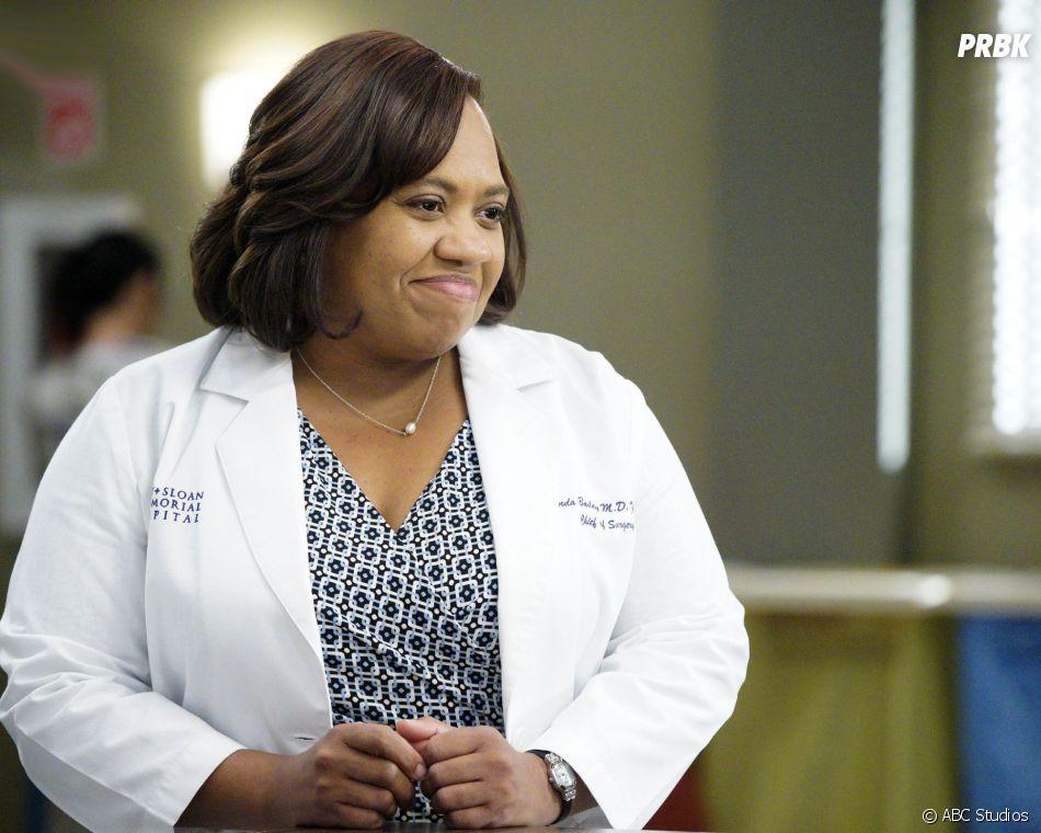 Grey's Anatomy saison 13, épisode 6 : Bailey (Chandra Wilson) sur une photo