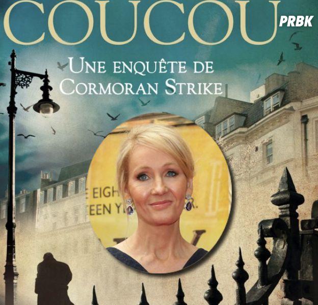 J.K. Rowling : après Harry Potter au ciné, Cormoran Strike adapté en série