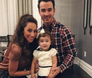 Nick Jonas et Joe Jonas : leur frère Kevin Jonas est déjà papa d'une petite fille avec sa femme Danielle.