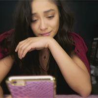 Pretty Little Liars saison 7 : Shay Mitchell fait ses adieux dans une vidéo émouvante