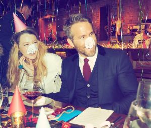 Ryan Reynolds fête ses 41 ans avec son épouse Blake Lively
