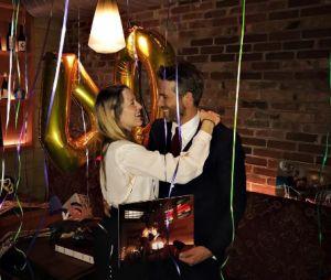 Blake Lively et Ryan Reynolds en amoureux à l'anniversaire de l'acteur