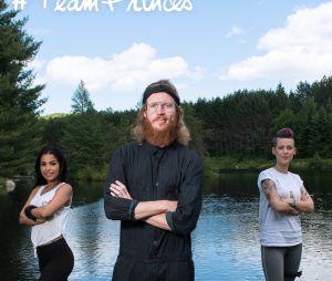 Friends Trip 3 : Geoffrey Bouin, Emilia Cheranti et Olivia forment la Team Princes
