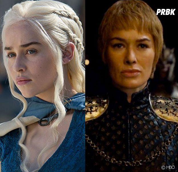 Daenerys et Cersei réunies dans Game of Thrones saison 7 ?