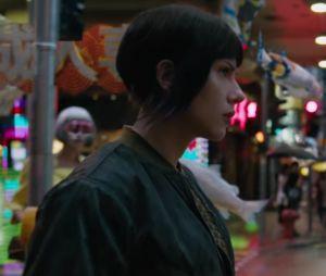 Découvrez Scarlett Johansson dans la première bande-annonce de Ghost In The Shell.