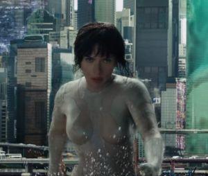 Scarlett Johansson : badass et sexy dans Ghost In The Shell.