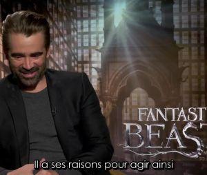 Les Animaux Fantastiques ; interview des acteurs