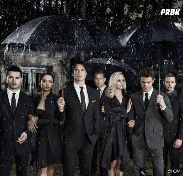 The Vampire Diaries saison 8 : deux stars de la série en couple