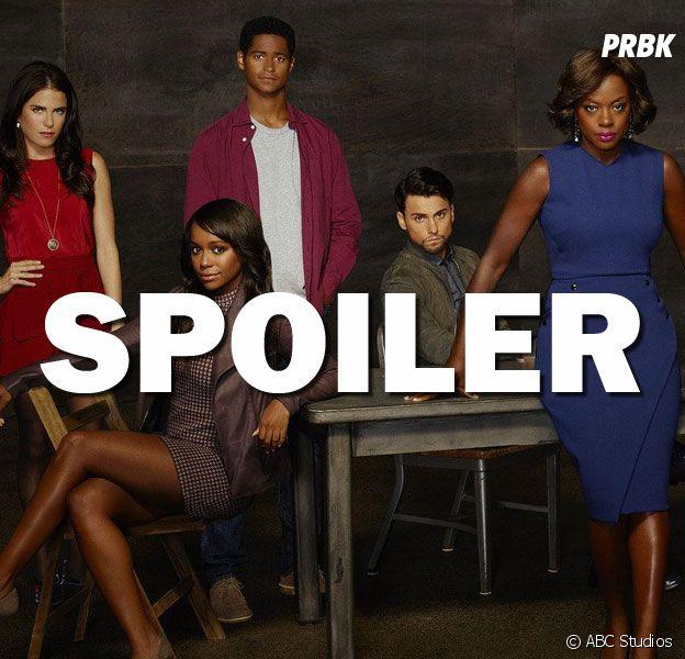 How to Get Away with Murder saison 3 : (SPOILER) pas vraiment mort ?