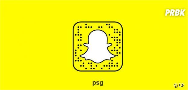 Suivez les aventures de Maxime Musqua sur le compte Snapchat du PSG