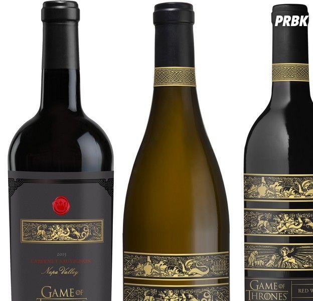 Game of Thrones lance sa propre marque de vins