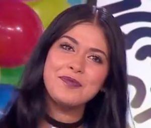 Ayem Nour très émue dans le Mad Mag de NRJ12 pour son anniversaire, elle finit en pleurs après un magnéto.