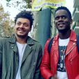 Kev Adams et Black M révèlent pourquoi ils sont autant amis