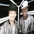 Kev Adams en duo avec Black M pour le générique du film Les nouvelles aventures d'Aladin