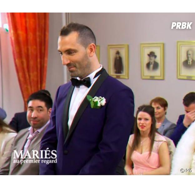 Thomas (Mariés au premier regard) :