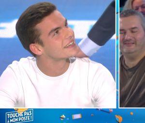Benjamin Castaldi : son fils Julien est canon et même Capucine Anav est sous le charme