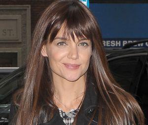 """Katie Holmes ne croit pas aux """"retrouvailles"""" 13 ans après la fin de Dawson."""