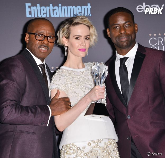 American Crime Story gagnante aux Critics Choice Awards 2017