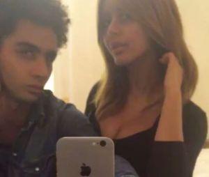 Zahia Dehar pose seins nus aux côtés de son ami Djanis Bouzyani avec qui elle a un projet professionnel.