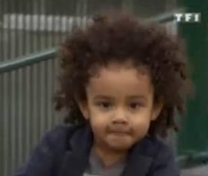 Laurent Maistret : rare image de son fils Liam en 2014