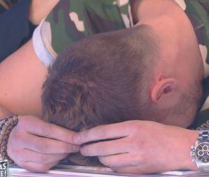 Matthieu Delormeau dégoûté après avoir perdu le prime face à Capucine Anav