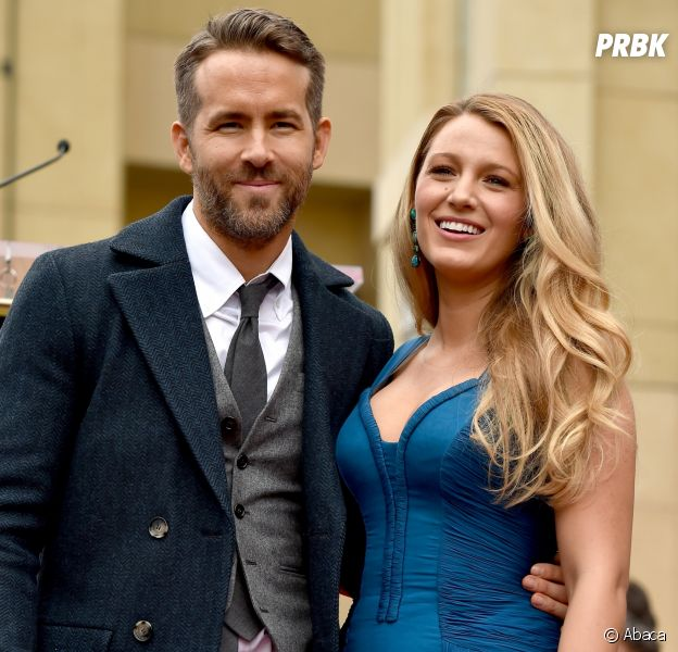 Blake Lively et Ryan Reynolds : le prénom de leur deuxième bébé (une petite fille) enfin dévoilé ?