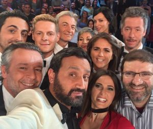 Cyril Hanouna et la bande de TPMP en tête du top 10 des tweets les plus retweetés en France en 2016