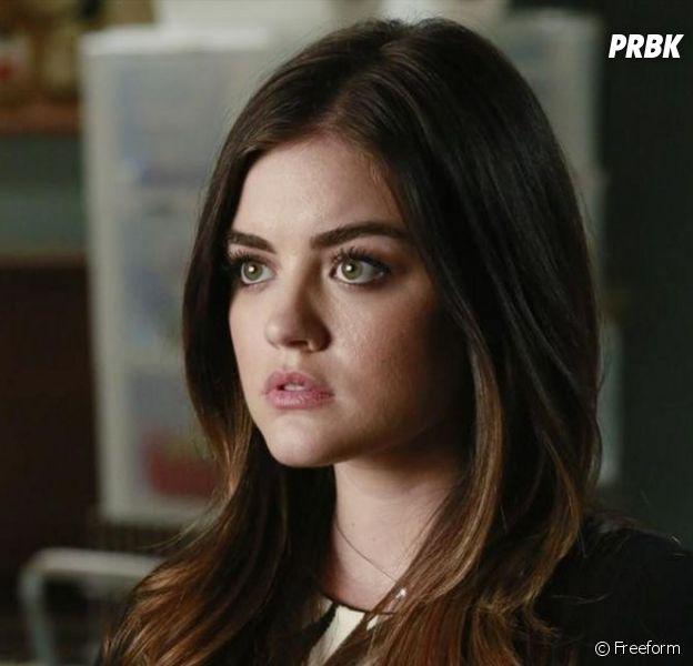Pretty Little Liars saison 7 : Lucy Hale contente de la fin