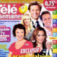 Télé 2 semaines : le magazine révèle des supposés salaires d'animateurs et chroniqueurs télé dans son numéro sorti le 2 janvier 2017