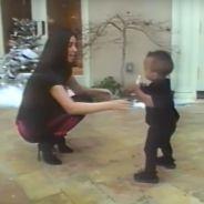 Kim Kardashian émue et de retour en vidéo : son fils Saint West a fait ses premiers pas