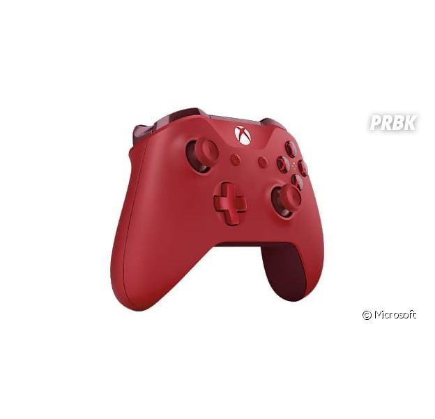 Manette Red Xbox One
