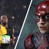 The Flash : Usain Bolt prêt à affronter Barry Allen au cinéma